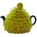 Teapot & Cosy - Yellow